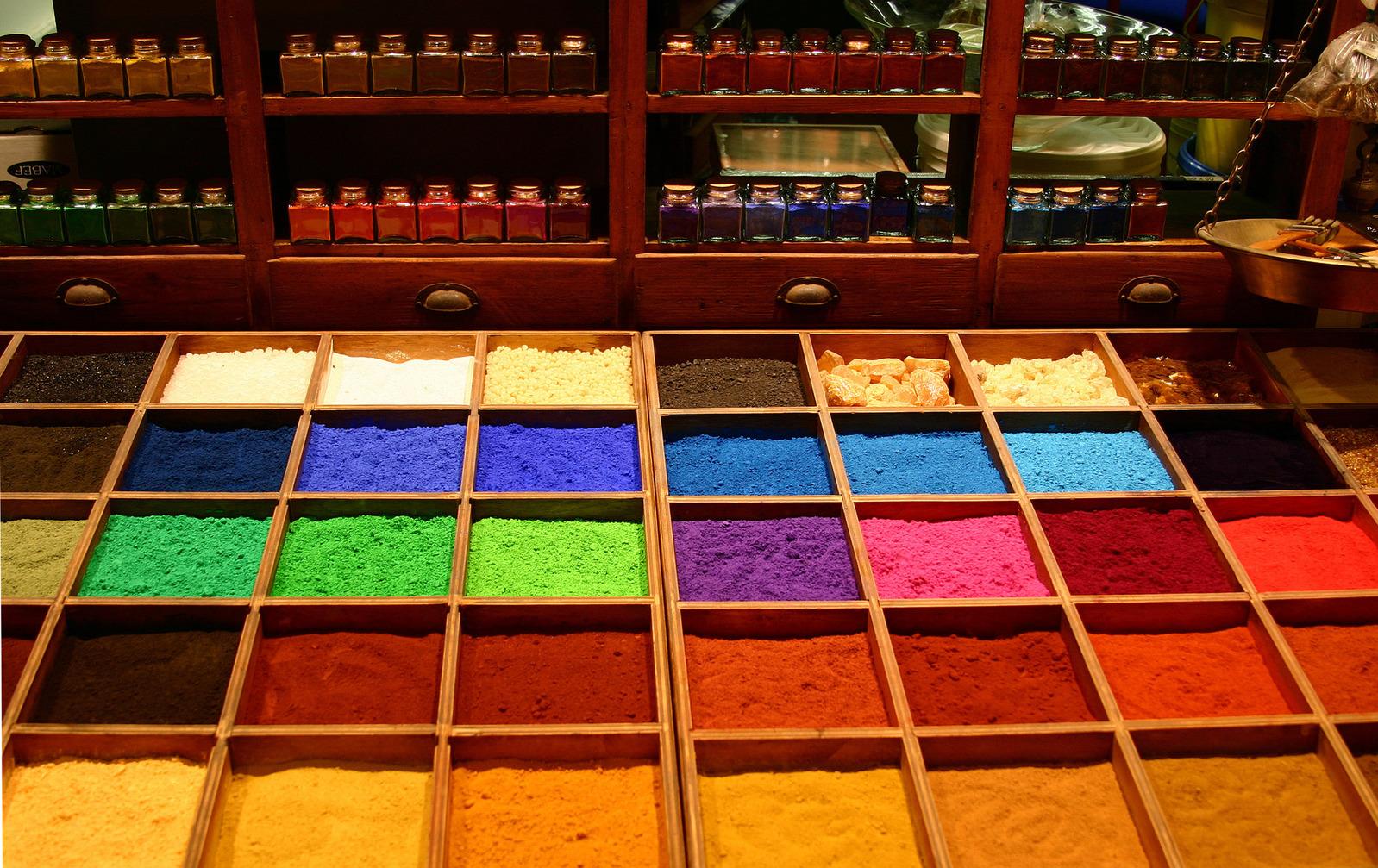 Identification of Pigments (London)